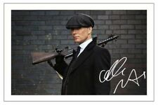 CILLIAN MURPHY PEAKY BLINDERS AUTOGRAPH SIGNED 6x4 PHOTO PRINT