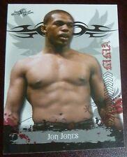 Jon Bones Jones 2010 Leaf UFC Card #8 159 152 145 140 135 128 126 100 94 87 MMA