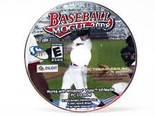 Baseball Mogul 2008 MLB - Windows 8 / 7 / Vista / XP / 95/98 Computer PC Game
