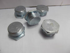 20mm Galvanised Stopping Plugs (PACK OF 5)