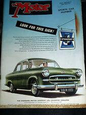 1956 BRIGGS CUNNINGHAM PROFILE CADILLAC C6R C1 C5R SEBRING 12 LE MANS 24 HOURS