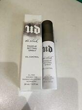 URBAN DECAY De Slick Make up Setting Spray 30ML BNIB - FREE DELIVERY