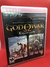 God of War Collection (God of War I & II) Remastered in HD (Playstation 3 PS3)
