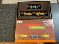 Marklin spur z scale/gauge. 3 Fuel Tank Car Set MHI.