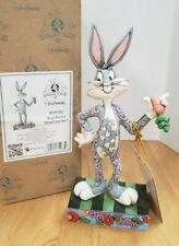 Jim Shore Looney Tunes What's Up Doc? Bugs Bunny #4049382
