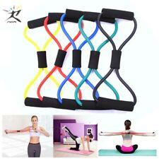 Corda Elastici A Resistenza Fitness Fascia Elastica Attrezzature Expander