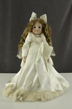 LE Goebel Porcelain Bette Ball Betty Jane Carter 542/1000 MUSICAL Bride Doll