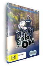 SOLO ONE - COMPLETE SERIES DVD SET - PAUL CRONIN - BRAND NEW & SEALED