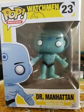 U.S SELLER WATCHMEN 23 DR. MANHATTAN Funko Pop Custom (replica)