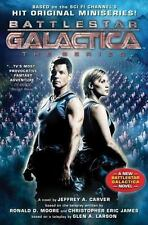 2005 Battlestar Galactica Novel-Hardcove w Dust Jacket
