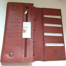 Visconti RFID Blocking Safe Travel Leather Organiser Wallet Large 1179 Men Women