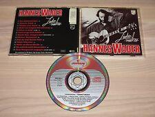 HANNES WADER CD - AUTEUR-COMPOSITEUR-INTERPRÈTE / PHILIPS En Menthe