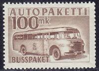 Finland #Q9 MNH CV$50.00