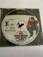 TIGER WOODS PGA TOUR 2004  - XBOX - GAME ONLY - FREE S/H - (G)