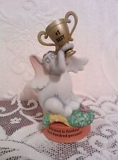 "Hallmark 2000 Dr. Seuss Collection Horton ""A Faithful Friend""  L.E. 1/1602 VGUC"