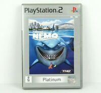 Finding Nemo PS2 PlayStation 2 Platinum Game PAL Complete