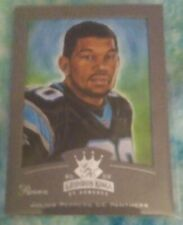 2002 Gridiron Kings Silver Panthers Football Card #138 Julius Peppers /400
