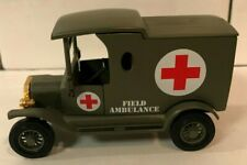 Matchbox Ford Model T Field Ambulance 1/43 Yesteryear #YY012/SB