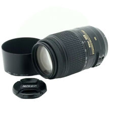Nikon AF-S DX NIKKOR 55-300mm F/4.5-5.6G ED VR Lens With Hood