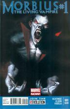 Morbius: The Living Vampire (2nd Series) #1 (2nd) VF; Marvel | save on shipping