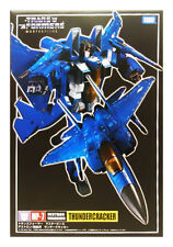 Takara Transformers Masterpiece: MP-07 Thundercracker Action Figure