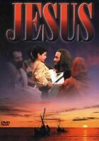 Jesus DVD NEW Sealed Brian Deacon Niko Nitai Rivka Newman Multi Audio Languages