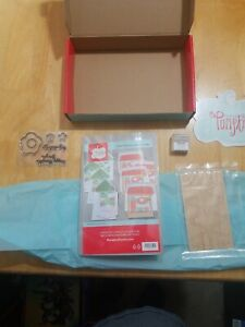 Stampin Up Paper Pumpkin Happy Thoughts unused set