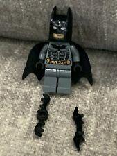 NEWLego Batman 7884 7888 7886 Dark Gray Suit The Tumbler Minifigure RARE