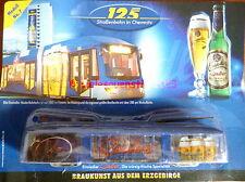 Minitruck Biertruck Brauereitruck - Einsiedler Brauerei Straßenbahn Nr. 7 Modell