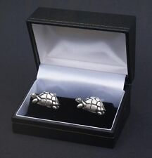 Tortoise Cufflinks Turtle Mens Wedding Novelty GiftBoxed Cuff Links FREE UK POST