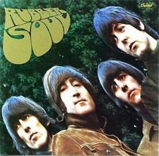 THE BEATLES - Rubber Soul (CD 1992) USA Import MINT  CDP 7 46440 2