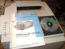 Vintage HP LaserJet 6P/ 6MP  Laser Printer