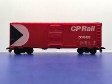 "HO Scale ""CP Rail"" CP 88400 Freight Train Box Car / Lionel Brand"
