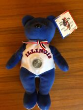 ILLINOIS STATE COIN BEAR LIMITED EDITION