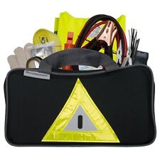 Roadside Assistance Kit Car Emergency Preparedness Secureguard 106 Pieces