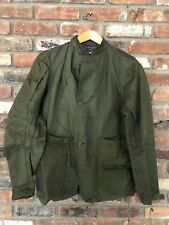 rebuild by needles Nepenthes Reconstructed Military Jacket Rare Vintage Olive