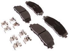 Frt Ceramic Brake Pads 14D1589CHF1 ACDelco Advantage
