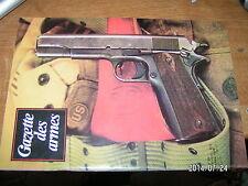!!! Gazette des armes n°59 Canon Foudre Armes à feu du XVIIIe Batterie Todt