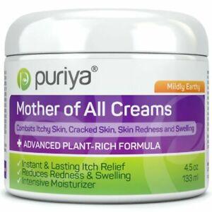 Puriya Dry Itchy Skin Psoriasis Dermatitis Cream
