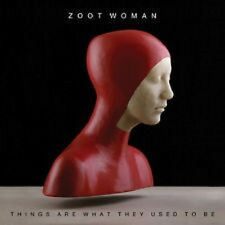 ZOOT WOMAN – THINGS ARE WHAT THEY USED TO BE - 12 TRACK CD, JACQUES LU CONT,