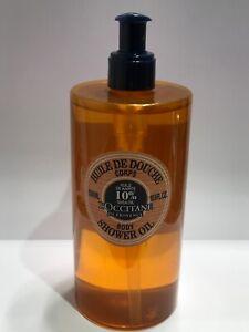 L'OCCITANE Shea Oil Body Shower Oil 500ml Supersize