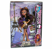 MONSTER HIGH SCARIS CITY OF FRIGHTS CLAWDEEN WOLF NEW NRFB
