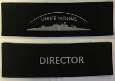 CBS Stephen King's UNDER THE DOME set-used chair back ~ Director
