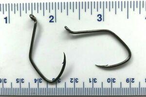 50 Matzuo 141010 Black Sickle Octopus Fish Fishing Hooks size 4/0 - 50 hooks