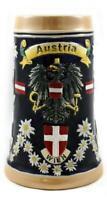Chope à Bière Autriche 0,7 Ltr.tirol Carinthie Vienne Salzbourg Burgenland