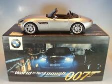 Kyosho 1/18 BMW Z8 Cabrio James Bond 007 TWINE in OVP #2980