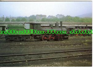 Jugoslawien Dampflok 120.019 126.014 Kohlenbergwerke ResavicaDruck-Foto (*10846)