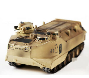 Panzerkampf US Marine Corps AAV7 Sand Color 1/72 FINISHED MODEL TANK