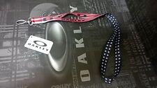 Oakley USA Flag Lanyard (Romeo 2 Juliet Mars X Metal XX Penny Medusa OTT Gascan)