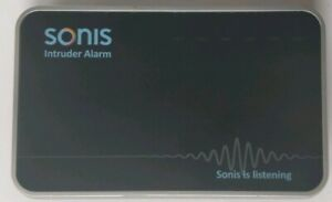 Sonis - Portable Door alarm - Caravan alarm - holiday let alarm - no setup need